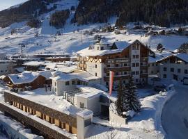 Hotel Nassereinerhof, hotel in Sankt Anton am Arlberg