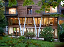 Haus der bayerischen Landwirtschaft Herrsching, hotel in Herrsching am Ammersee