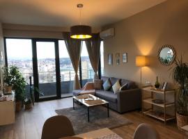 Apartments in Ameri Plaza, hotel in Tbilisi City