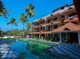 The Sanctum Spring Beach Resort, accessible hotel in Varkala