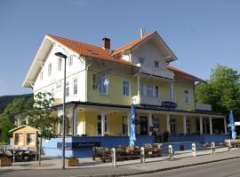 Hotel Garni Ammergauer Hof, pet-friendly hotel in Oberammergau