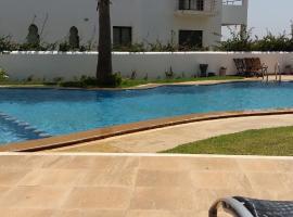 Les Jardins d'Assilah, hotel en Asilah