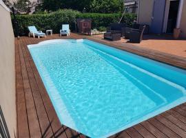 Villa Cottreau, location de vacances à Marseille