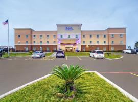 Galveston Inn & Suites Hotel, hotel near Port of Galveston, Galveston