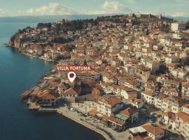 Villa Fortuna, apartment in Ohrid
