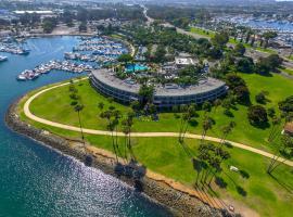 The Dana on Mission Bay, hotel near SeaWorld San Diego, San Diego