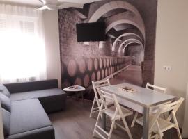 Céntrico y acogedor en tierra de vinos, hotel near Riojaforum Conference Centre, Logroño