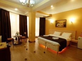 Отель Золотой Дом, отель в Сочи, рядом находится Торгово-деловой центр «Александрия»