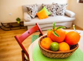 Green Orange Apartment, room in Bansko