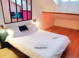 Chez Muriella & Marco, hôtel à Lyon près de: Halles de Lyon - Paul Bocuse
