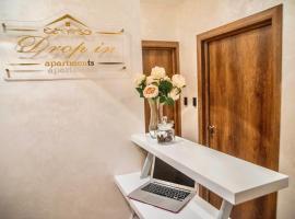 Drop In Apartments, apartman u Beogradu