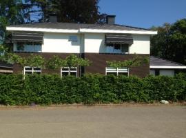 Hotel Garni Villa Arrisja, hotel dicht bij: station Zutphen, Eefde