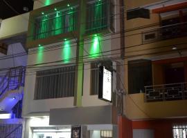 LUNATENIS, budget hotel in Pisco