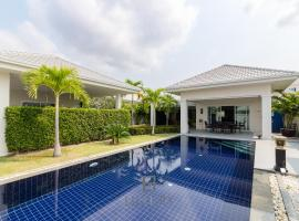 Private Pool Villa With 3 Bedrooms L67 วิลลาในหัวหิน