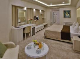 Ganjali Plaza Hotel, hotel in Baku