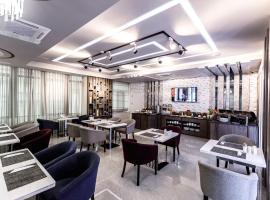 Parallel Hotel, hotel in Baku