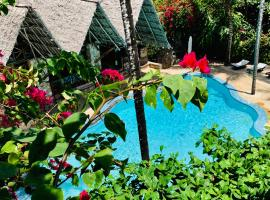 Samaki Lodge & Spa, hotel in Uroa