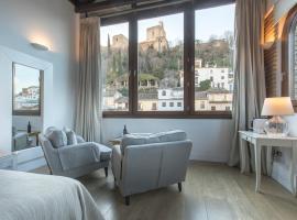 Shine Albayzín, hotel in zona Alhambra, Granada