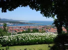 Quinta de Valverde, hotel near Santa Luzia Sanctuary, Viana do Castelo
