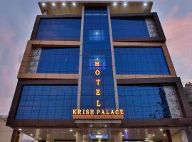 Hotel Krish Palace, hôtel à Pushkar