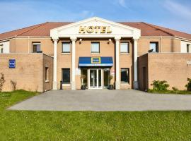 Kyriad Dunkerque Sud - Loon Plage, hôtel à Loon-Plage près de: Gare de Dunkerque