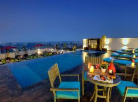 Hotel Royale Regent, отель в Агре