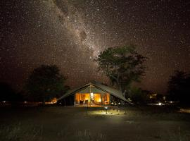 Malansrus, luxury tent in Twyfelfontein
