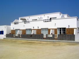 Apartamentos Graciosamar, hotel in Caleta de Sebo