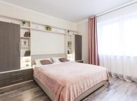 Apartment on Oktyabrskaya, hotel near Fishing Village, Kaliningrad