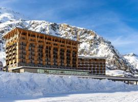 Radisson Blu Hotel Reussen, Andermatt, hotell i Andermatt