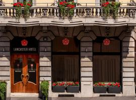 Lancaster Hotel, hotel di Milan
