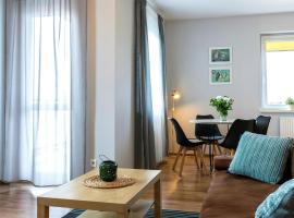 Top Floor Apartment – hotel w mieście Gorzów Wielkopolski