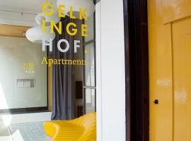 Gelkingehof Apartments, appartement in Groningen