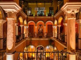 Hotel Casa Del Poeta, hotel v mestu Sevilla