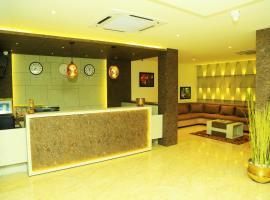 HOTEL KEK GRAND PARK, hôtel à Chennai près de: Aéroport international de Chennai - MAA