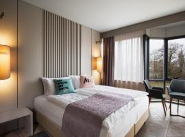 Best Western SeePark Hotel Murten, B&B in Murten