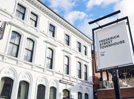 Frederick Street Townhouse, hotel in Birmingham