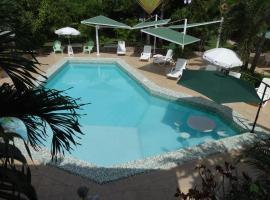 HOTEL CASA AMARILLA, hotel in Punta Chame