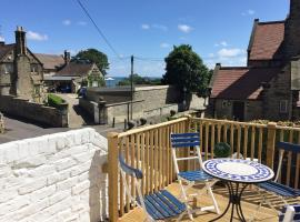 Heart of Filey, apartment in Filey