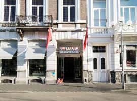 Designhotel Maastricht, отель в Маастрихте