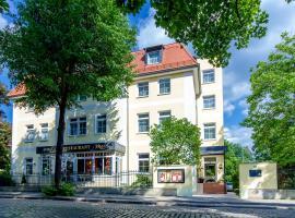 AKZENT Hotel PRIVAT - Das Nichtraucherhotel, ξενοδοχείο στη Δρέσδη