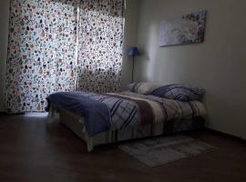 Апартаменты на Юбилейном 40/374, hotel in Reutov