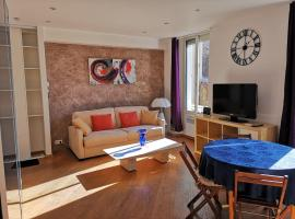 Studio Cannes centre ville 100m des plages, self catering accommodation in Cannes