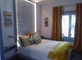Villa Palma, hotell nära Marbella busstation, Marbella
