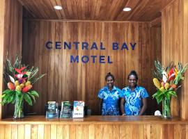 Central Bay Motel, hotel near Bauerfield International - VLI,