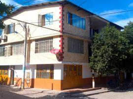 Merkezi Saray, hotel in Villavieja