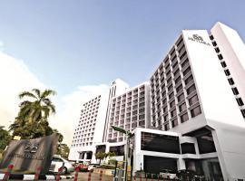 Mutiara Johor Bahru, отель в Джохор-Бару