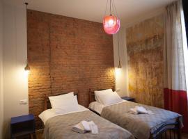 Bricks Room Hotel, budget hotel in Tbilisi City