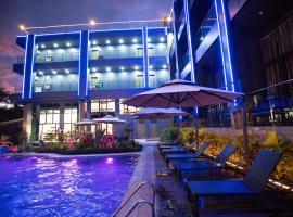 Vienna Hotel, hotel in Coron