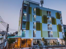 Malizon Hotel and Residences, hotel in Nonthaburi